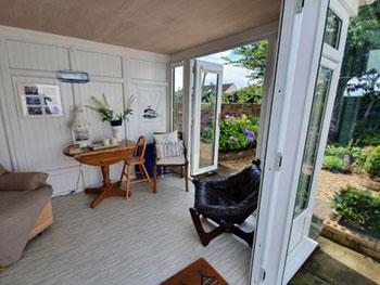 garden room inside